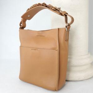 ALLSAINTS Maya Mini Leather Handbag